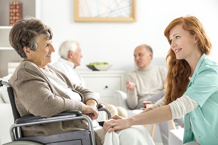 The Secret Of Nursing Home.